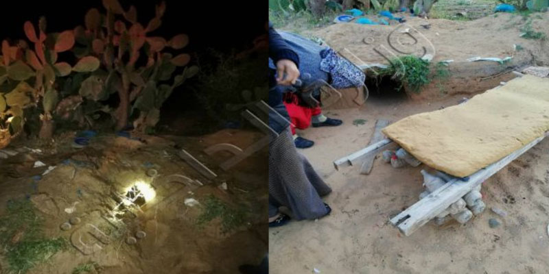 القيروان: العثور على شخص مُحتجز داخل مغارة منذ حوالي 4 سنوات في بوحجلة
