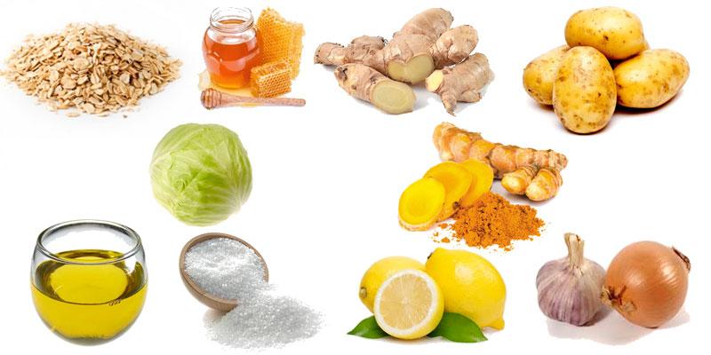 10 aliments qui vous débarrassent des médicaments