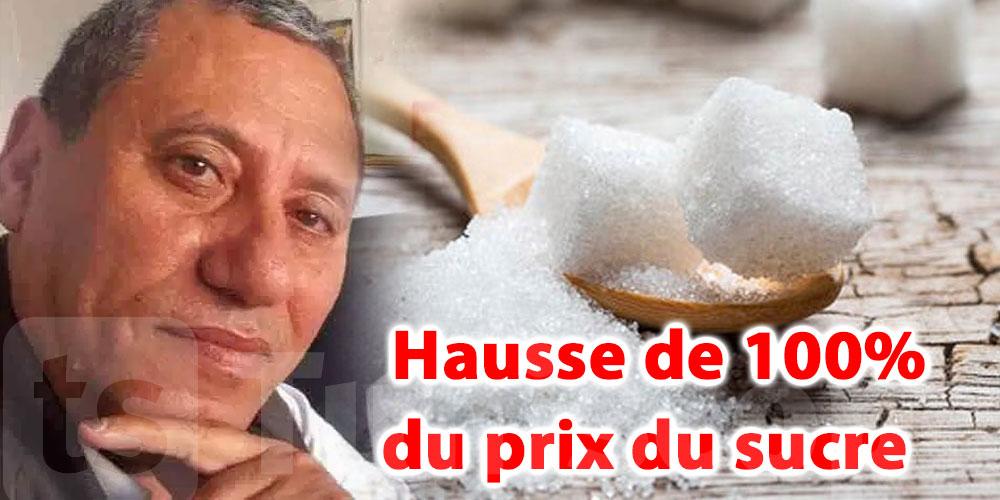 Samir Abdelmoumen veut une hausse de 100% du prix du sucre