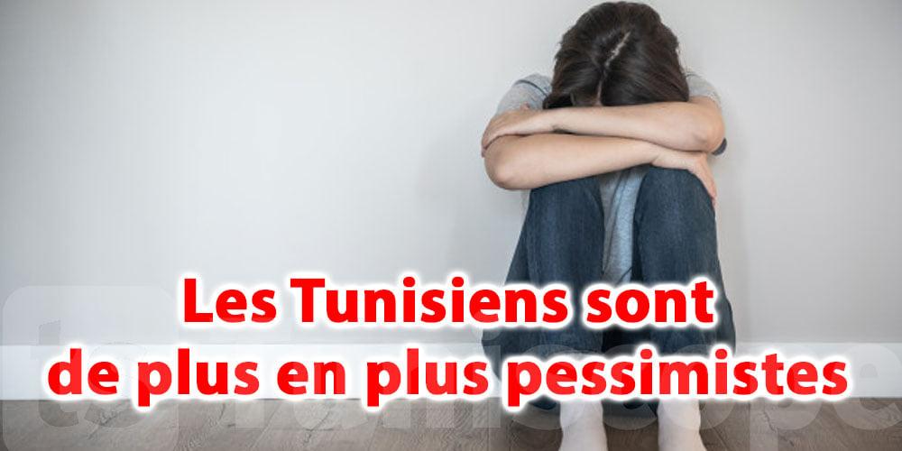 Chez les Tunisiens, le pessimisme bat des records