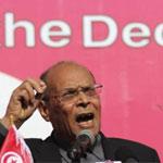 Des syndicalistes et des chômeurs de Sidi Bouzid font l'objet d'une enquête pour avoir chassé Moncef Marzouki, il y a un an