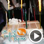 En vidéo : L'Association Caritative '1 enfant, 1 espoir' fête son troisième anniversaire