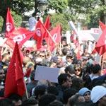 En vidéo : la manifestation du 20 Mars à l'avenue