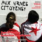 Un numéro spécial du magazine 00216 entièrement consacré aux élections à l'étranger
