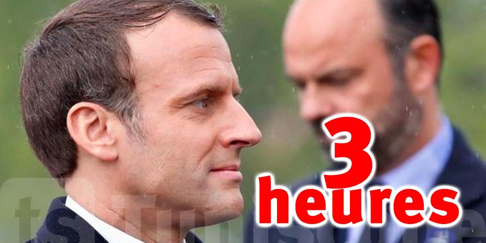 Un nouveau Premier ministre Français sera nommé dans 3 heures
