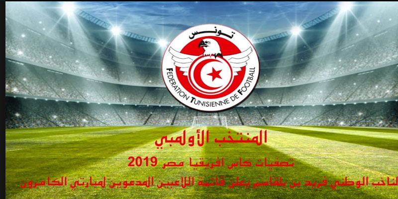 تصفيات كأس إفريقيا مصر 2019: الناخب الوطني يعلن قائمة اللاعبين المدعوين لمبارتي الكامرون