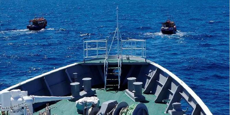 اشتباك بحري روسي - كوري شمالي و 3 جرحى و80 موقوفا