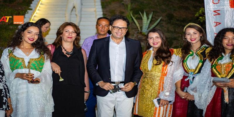 افتتاح الدورة الخامسة والخمسين لمهرجان الحمامات الدولي