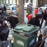 Merci pour tous les jeunes qui ont nettoyé les rues de Tunis