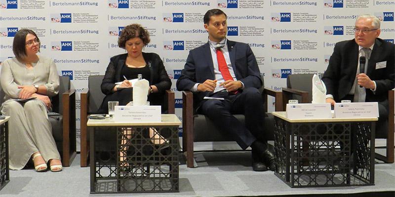 Négociations de l'ALECA : retour d'expériences de l'Europe de l'Est