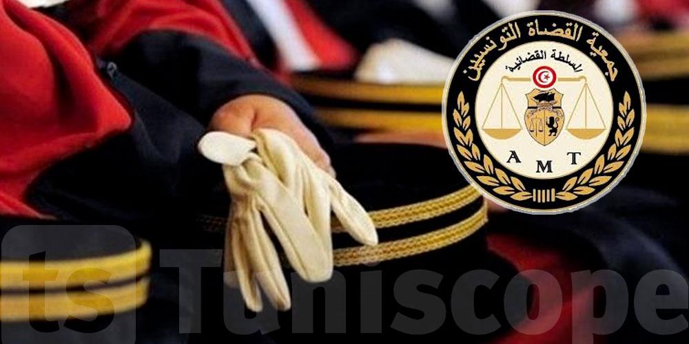 Anas Hammadi reconduit à la tête de l'Association des Magistrats Tunisiens