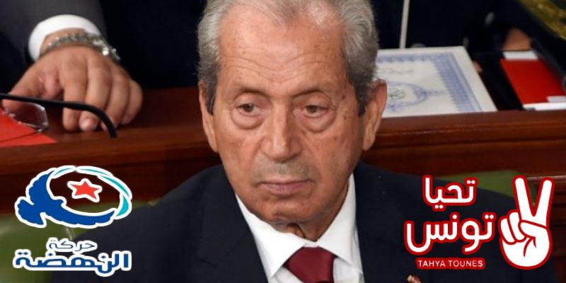 Désordre à l'ARP, Ennahdha et Tahya Tounes pointent du doigt Mohamed Ennaceur