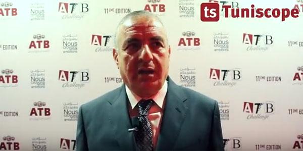 En vidéo : Mohamed Ferid ben Tanfous DG de l'ATB parle de la vision de l'ATB Challenge