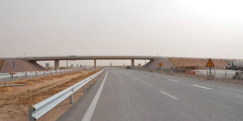 Entrée en exploitation de l'autoroute Gabès-Médenine à la fin de 2019 et celle de Médenine-Ras Jdir en juin 2020