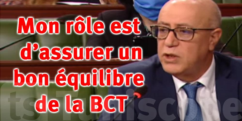 Marouen Abassi : la BCT n'ouvrira pas la vanne