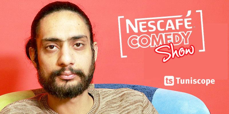 En vidéo : Le comédien Ahmed Laâjimi dévoile son 'Faux profil'