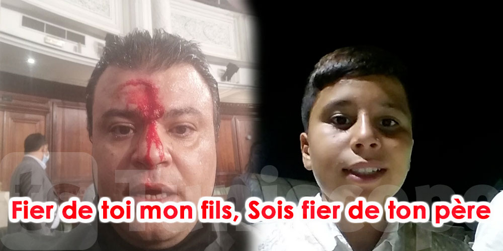 La leçon du Fils d'Anouar Ben Chahed aux déroutés d'El karama