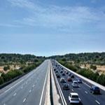 Circulation interrompue sur l'autoroute Tunis-Hammamet