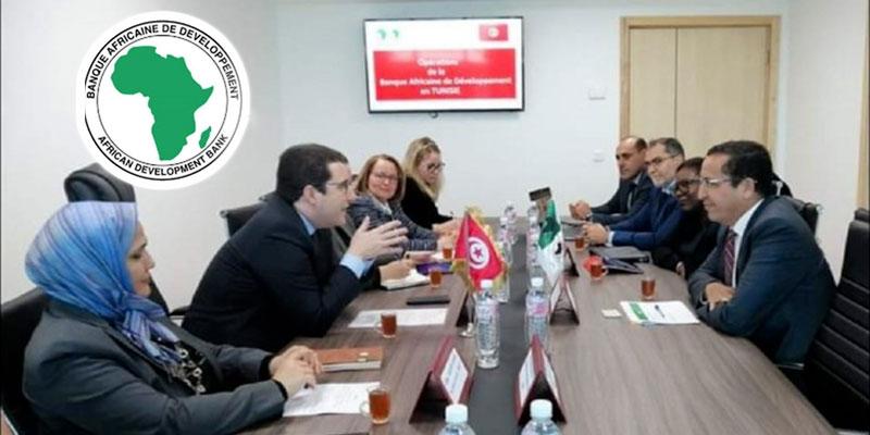 La BAD tend la main vers la Tunisie pour concrétiser ses projets