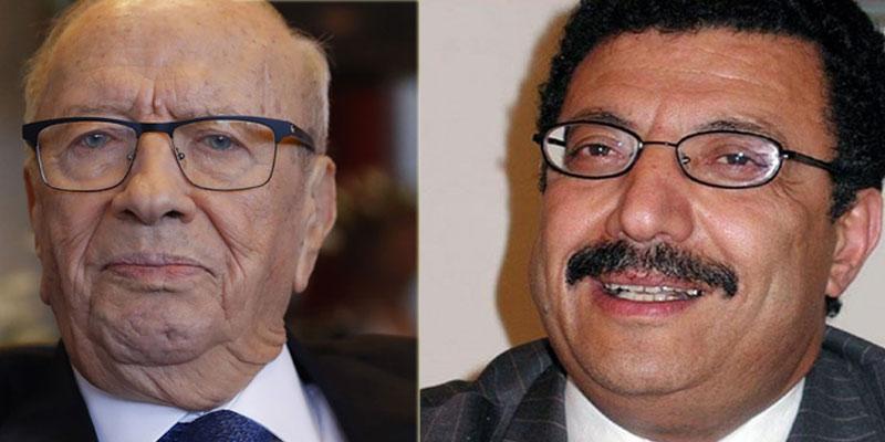 BCE félicite le nouveau bâtonnier des avocats de Tunisie Me Brahim Bouderbala