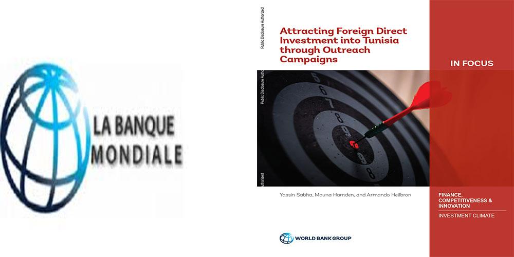 Elaboration d'un rapport sur l'appui de la Banque mondiale aux campagnes de Lead generation de FIPA-Tunisia (septembre 2020)