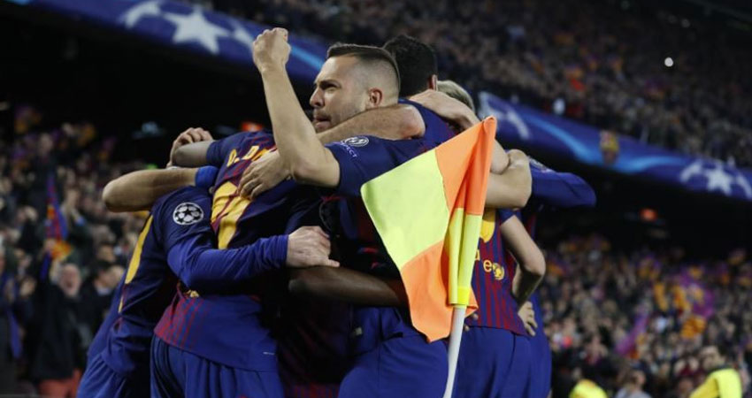 """برشلونة يتجاوز عقبة تشيلسي بثلاثية في """"التشامبيونزليغ"""""""