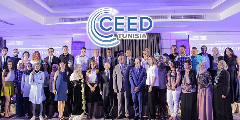 En vidéo : Cérémonie de remise des diplômes CEED Go To Market