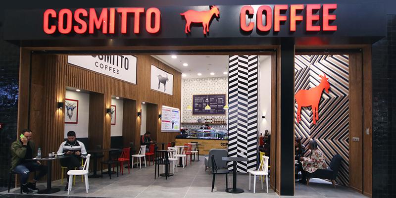 Cosmitto Coffee s'installe à la banlieue sud et à sousse : El Me3za Twelet Sa9iha