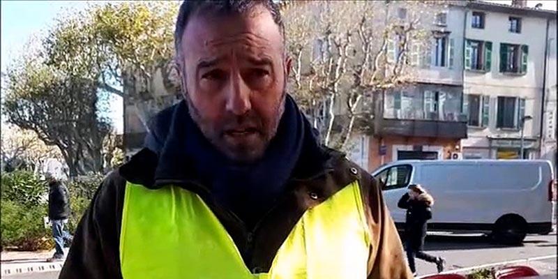Un leader des gilets jaunes accusé d'Islamophobie
