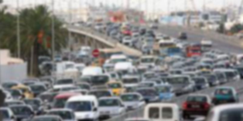 العاصمة: حادث مرور يتسبّب في تعطّل حركة المرور<