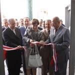 Tunisie - Inauguration du complexe postal d'Ennasr II