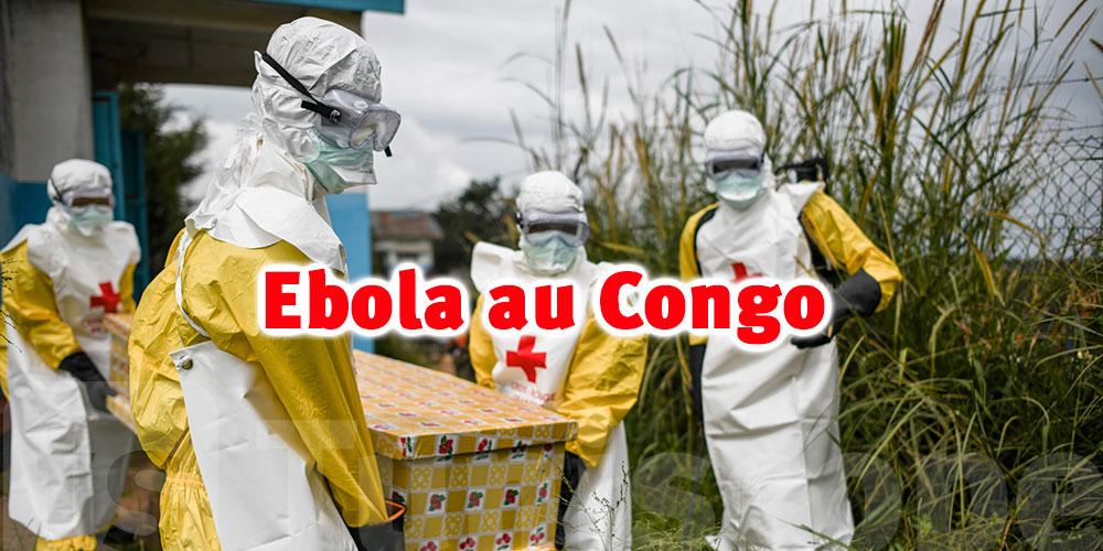 Une nouvelle épidémie d'Ebola au Congo