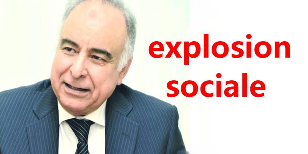 Ezzedine Saidane : sans véritable sauvetage économique, c'est l'explosion sociale