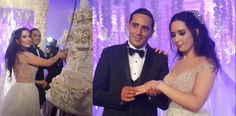 بالفيديو: حفل زفاف فيصل الحضيري