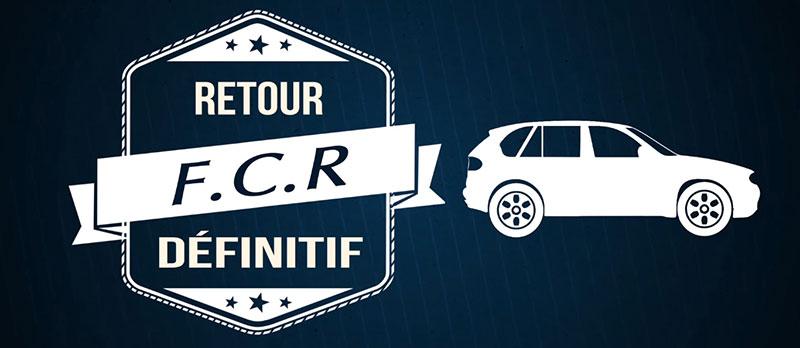 Vers la mise en place d'une clause d'incessibilité pour les véhicules FCR