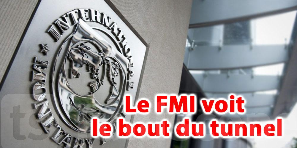 Le FMI relève ses prévisions mais souligne les divergences