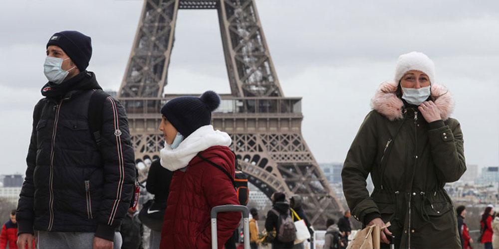 فرنسا تلوح بإعادة العزل مع ارتفاع إصابات كورونا