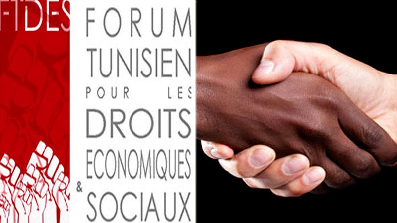 L'approche juridique est insuffisante pour lutter contre la discrimination raciale envers les migrants, selon le FTDES<
