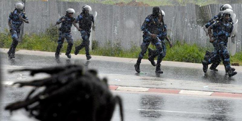 Au Gabon, tentative de coup d'État en cours