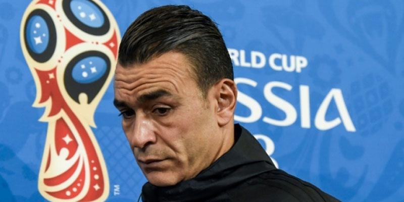 Mondial 2018/Egypte: A 45 ans, El-Hadary est le joueur le plus âgé à avoir disputé un match de coupe du monde