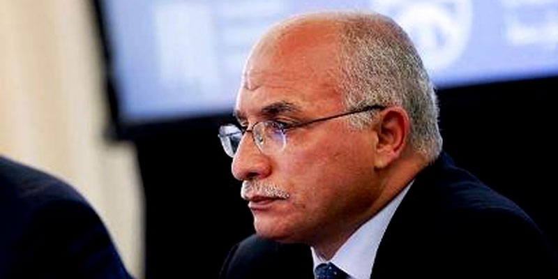 Il n'est plus possible d'organiser de nouvelles élections en se basant sur la loi actuelle, selon Harouni