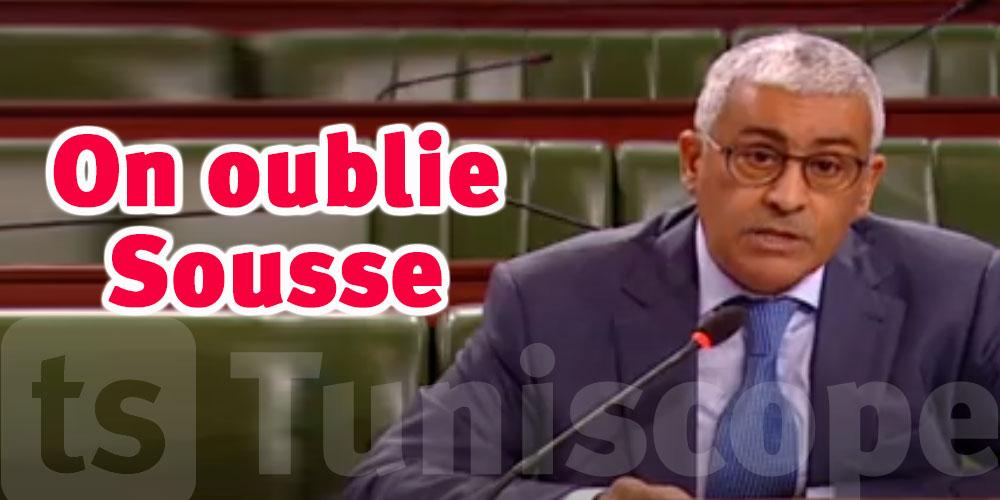 Hafedh Zouari plaide la cause du gouvernorat de Sousse