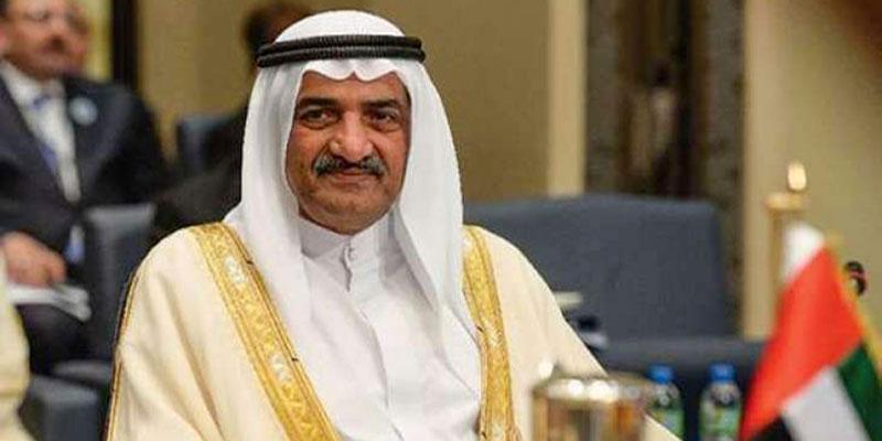 L'Emir de la principauté d'Al Fujaïrah représente les Emirats à Tunis