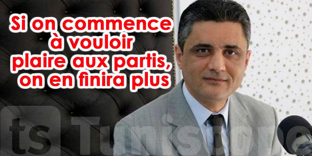 Hssouna Nasfi : le remaniement va concerner 7, 8 ou 12 ministres