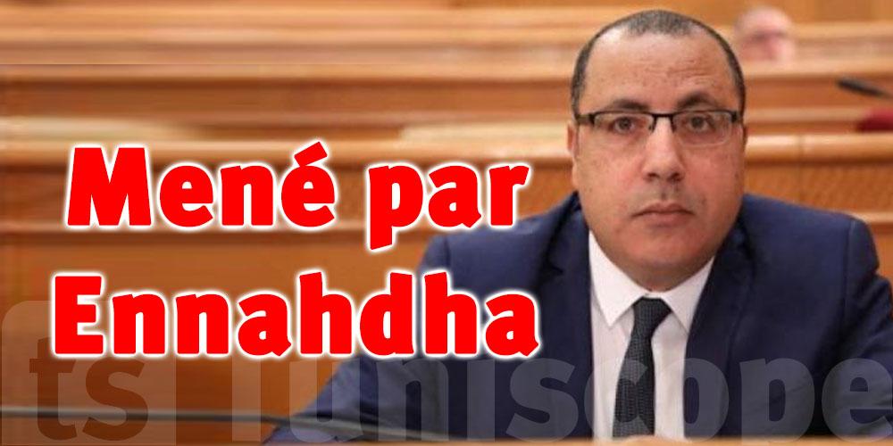 haykel Mekki: Mechichi se laisse mener par Ennahdha