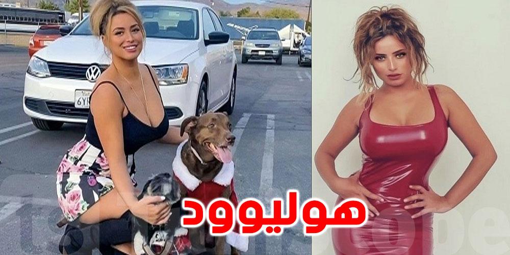 بالصور..إيمان العميري أول فنانة تونسية تقتحم هوليوود