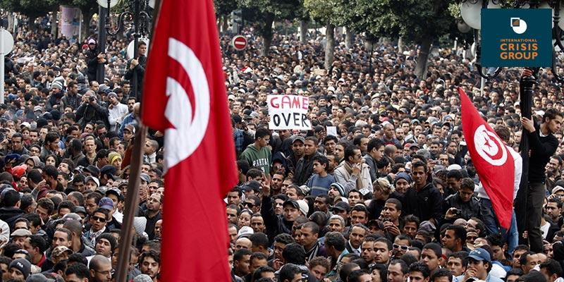 La crise politique paralyse la Tunisie selon l'ICG