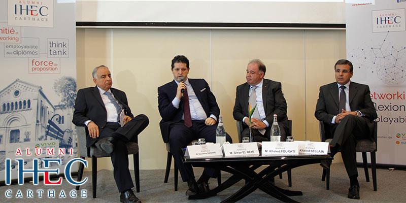 En vidéo : les Causes et conséquences des tensions inflationnistes aux Matinale de l'IHEC