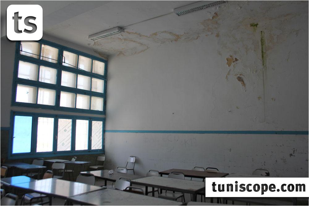 En photos-UE : Les travaux des projets de modernisation des établissements scolaires avancent à un bon rythme