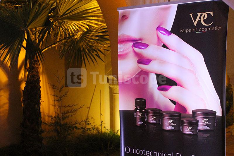 En photos : Soirée de Lancement de la marque VPC Cosmetics en Tunisie